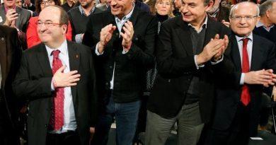 Todas las pistas de la traición en España conducen al felón y los bailongos del PSC