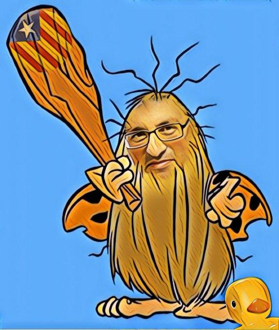 La sociedad catalana es una sociedad madura y moderna, teniendo un presidente que los representa. Por Linda Galmor