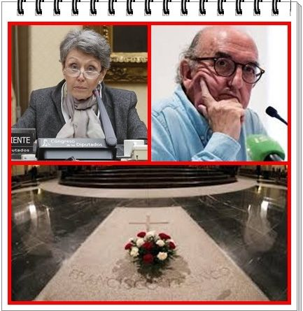 entre el personal destacado por RTVE para la exhumación de Franco, se encuentran empleados de alguna de las empresas de Roures