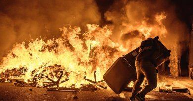 La terrible situación que hoy sufren España y los españoles en la ciudad quemada