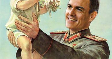 Torres más altas que el PSOE cayeron a lo largo de las centurias. Ilustración de Tano
