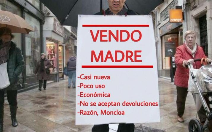 Y así es como Pedro Sánchez empezó a vender todo aquello que no le importa, su alma, su madre, un país.... Popilusmi y entreguismo de izquierdas ¿Y de derechas? Ilustración de Tano