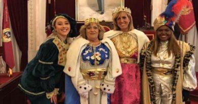 En Cádiz, este año no hay Reyes sino Reinas Magas como ya pasó en Valencia hace unos años