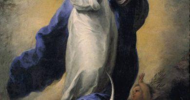 En el día de su Patrona la Inmaculada Concepción, homenaje a la Infantería