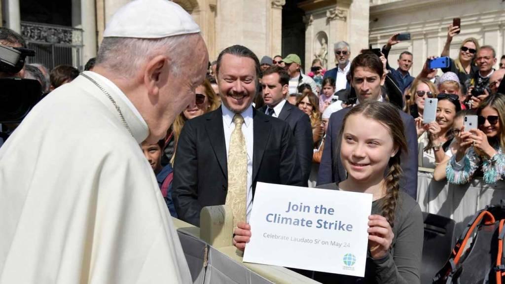 Greta, la histeria climática y la cruzada de los niños contra el calentamiento global
