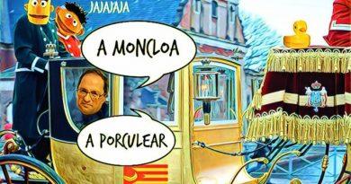 Los indepes quieren una reunión de igual a igual con el odiado estado español. Por Linda Galmor