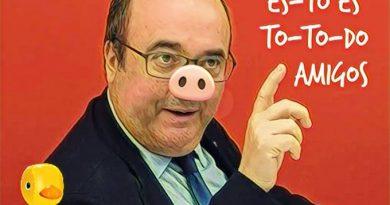Miguelín quiere el menú indepe completo, relator, referéndum y amnistía. Por Linda Galmor