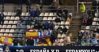 Odio, Libertad de Expresión y Respeto: En el campo del Lleida se oyeron los gritos de Puta España