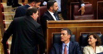 Recuerden el No Te Preocupes de Sánchez a Junqueras