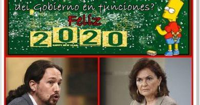 Si Sánchez dimitiera, uno de los dos sería presidente del Gobierno