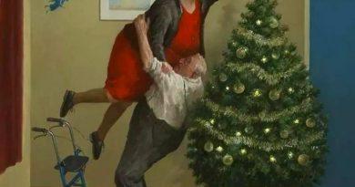 Navidad de Marius van Dokkum.