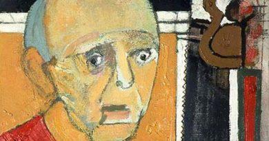 A los 62 años, el pintor alemán William Utermohlen fue diagnosticado con Alzheimer