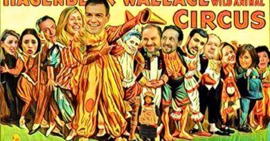 Daos por jodidos con el nuevo equipo de gobierno. Ilustración de Linda Galmor
