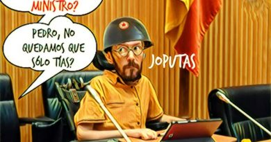 Le ha pisado el ministerio un indepe catalán. Por Linda Galmor