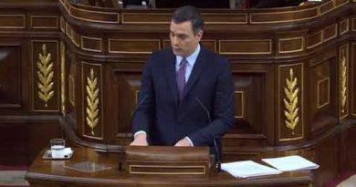 Promesas hechas por Pedro Sánchez en su discurso de investidura del 4 de enero de 2020.