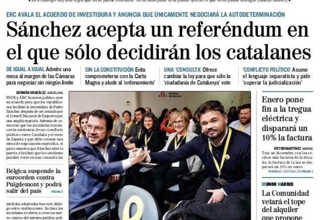 Tramposo, mentiroso y ..... .Ni Azaña, ni Largo, ni Negrín aceptaron de ERC semejantes condiciones.