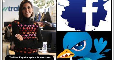 Twitter España aplica la mordaza a los que señalan los crímenes del comunismo