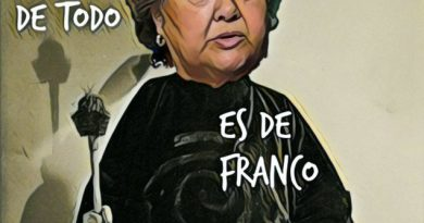 El Oráculo de Delfos de la izquierda nunca cotizó a la Seguridad Social y sin embargo pilla 2.700 € mensuales de pensión. Por Linda Galmor