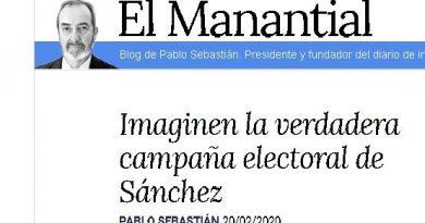 Imaginen por un momento que Pedro Sánchez hubiera dicho la verdad...