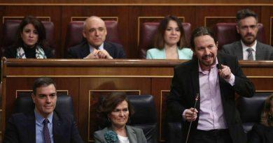 Pablo Iglesias, las lágrimas de un sectario. La crónica de una impostación sentimental.