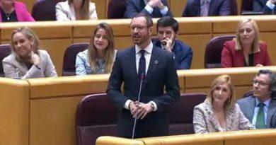 Pedro Sánchez humillado por Javier Maroto ante el Senado. Esto no podrás verlo ni en La Sexta, ni en la 1...