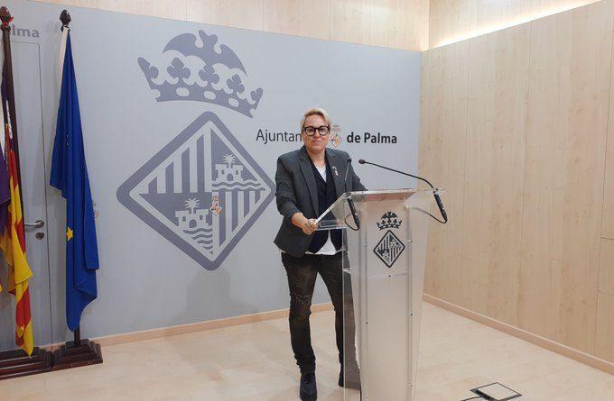 ¿Qué han hecho los vecinos de Palma para soportar a Sonia Vivas? Qué calamidad, qué ineptitud, qué zafiedad, qué nulidad...
