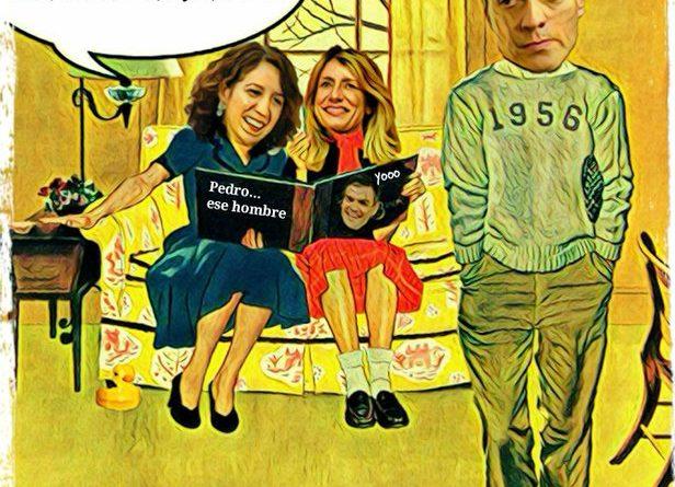 Sánchez amenaza con su segundo libro. Por Linda Galmor