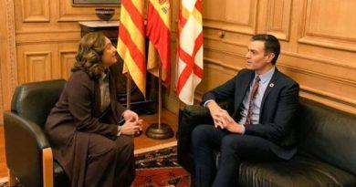 Sánchez y Colau escenifican la luna de miel con un acuerdo de capitalidad cultural que en realidad significa 26 millones de euros millones