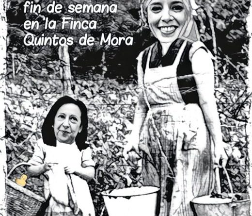Pasan de gorra el finde en la Finca  Quintos de Mora