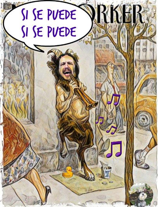 El Pavo Iglesias elimina el límite de 12 años en su cargo y el límite de su salario. Por Linda Galmor