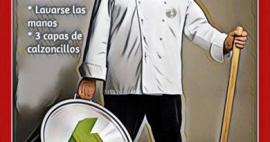 El gobierno lo esta haciendo bien, muy bien; no como cuando Rajoy la cagó con el ébola. Por Linda Galmor