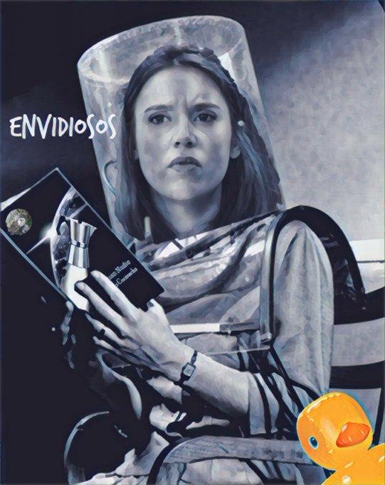 Lady Pandemia dispone en su casoplón de un servicio sanitario asistencial extraordinario