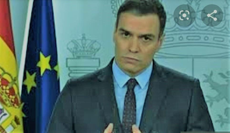 Presidente de España, tienes mucha jeta. Mejor dicho, la cara dura de siempre