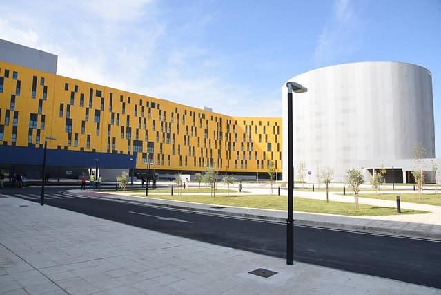 Toledo tienen un hospital, el más grande de Europa, CERRADO