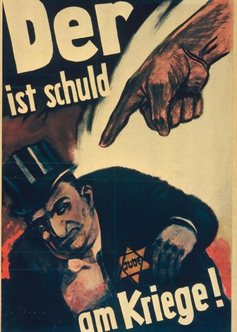 Cartel del Partido Nacional Socialista Alemán (NAZI). 1936.