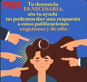 Cartel del Partido Socialista Obrero Español. 2020