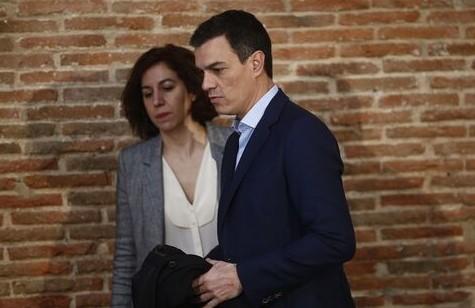 Como ha hecho con todas las estructuras del estado, Sánchez arrasará con el fútbol profesional