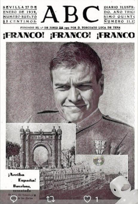 En Portada del #FelizDomingo Franco y el No-DO han vuelto. Por Linda Galmor