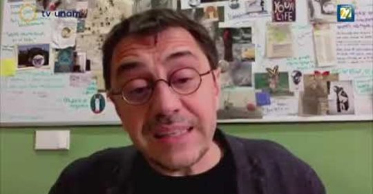 Monedero en la TV de México