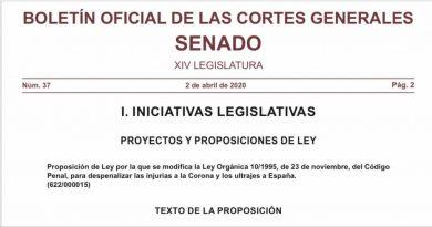 Proposición de Ley