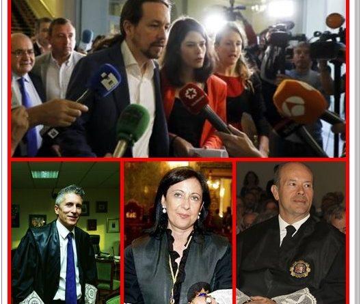 la carrera judicial se preguntará cómo ninguno de los tres ministros del Gobierno que son jueces de profesión