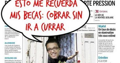 Portada del #FelizMartes - Las dos Españas: los pegados a la teta del Estado y los demás. Por Linda Galmor