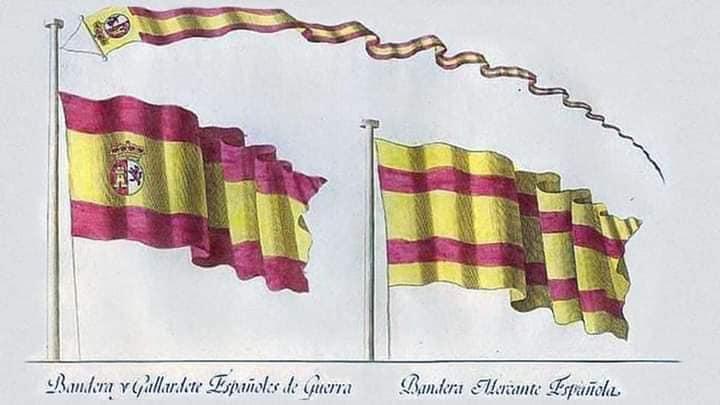 Bandera y Galladarte Españoles de guerra