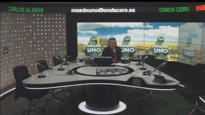 Carlos Alsina y Carlos Herrera, La Última Frontera 25/05/2020