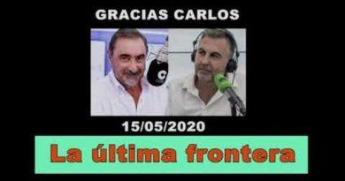 Carlos Herrera y Carlos Alsina. La última frontera 15/05/2020