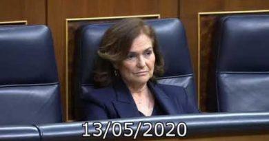 Cayetana Álvarez de Toledo y Carmen Calvo, cuestión de niveles.