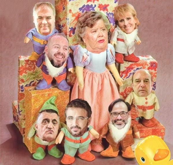 El Comité de Expertos de la Brigada Pedrete dictamina que Madrid no cambia de Fase. Por Linda Galmor