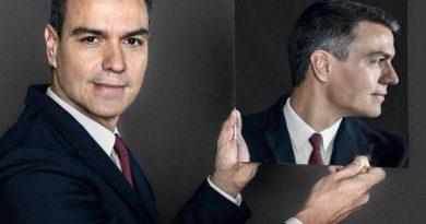 El Dr. fake Sánchez e Iglesias también nos mienten con la polémica de la mascarilla. Y eso que ni el presidente de los EEUU ni la canciller federal de Alemania, ni el Prmer ministro británico llegan a 40 asesores y el felón cuenta con 781.