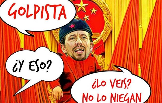 HRH the Prince of Walapagar va a la Comisión de Reconstrucción para aunar esfuerzos por el bien de España