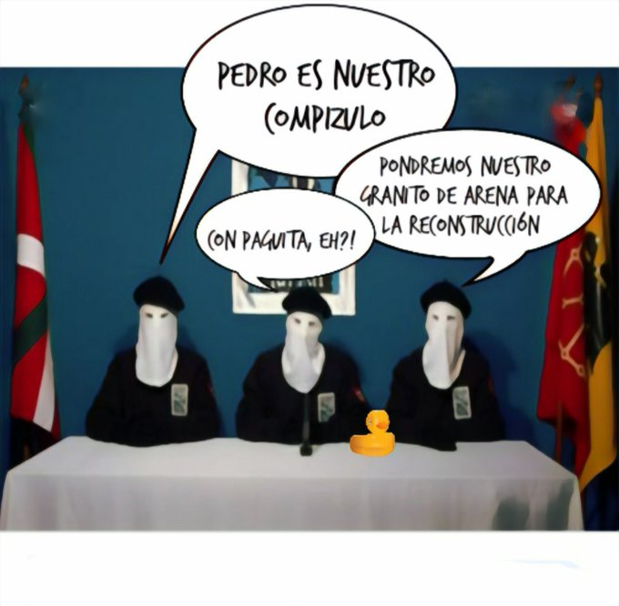 PSOE atrae a la hez de la sociedad para #LaDesescaGada. Por Linda Galmor
